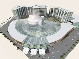 Alharthy Shopping Centre & Residential Complex